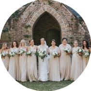 Shop Champagne Bridesmaid Dresses Canada