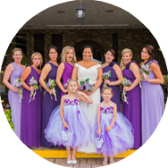 Shop Purple Bridesmaid Dresses Canada
