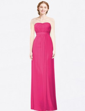 Shop Azalea A-Line Long Alicia Bridesmaid Dress Canada