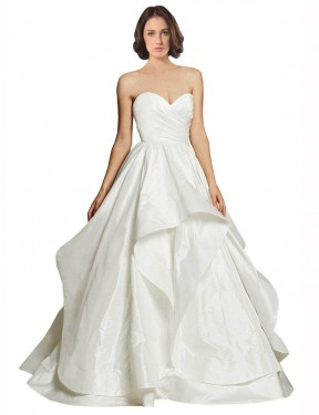 Shop Ivory Ball Gown Long Haven Wedding Dress Canada