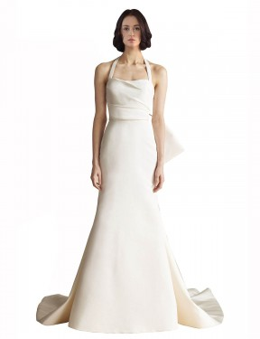Shop Ivory Mermaid Long Leia Wedding Dress Canada