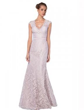 Shop Lavender Blush Mermaid Long Jaylah Bridesmaid Dress Canada
