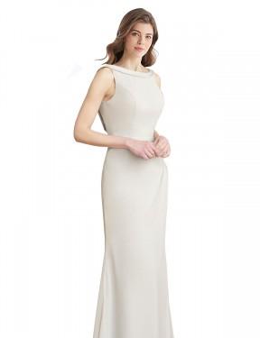 Shop Mermaid Long Dorine Bridesmaid Dress Canada