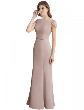 Shop Mermaid Long Goodine Bridesmaid Dress Canada