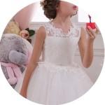 Sleeveless Flower Girl Dresses Canada